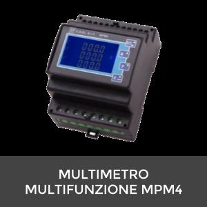 MULTIMETRO MULTIFUNZIONE MPM4