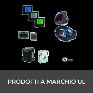 PRODOTTI A MARCHIO UL